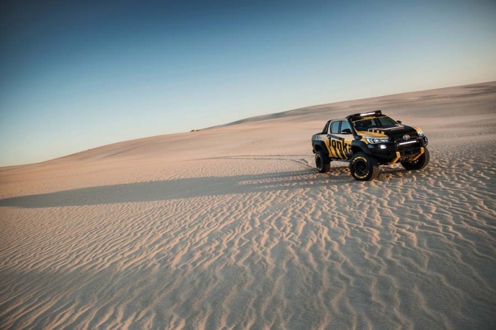 Toyota's Tonka truck for real - car and motoring news by