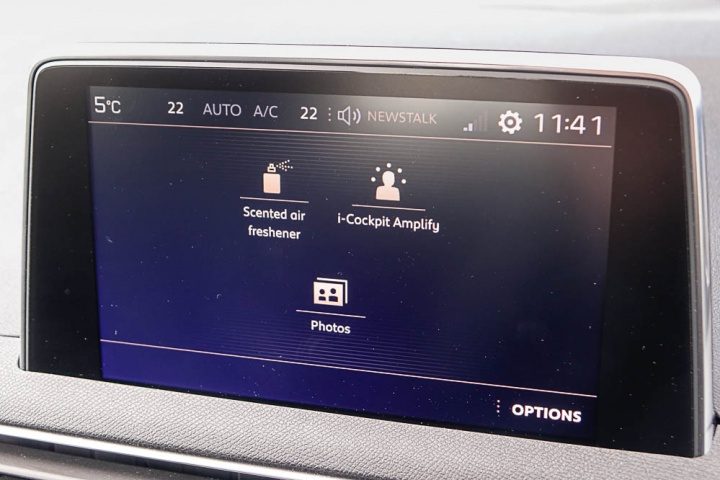 Peugeot 3008 Navigation System Update