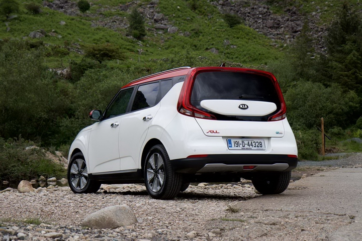 Five of the best electric cars in Ireland