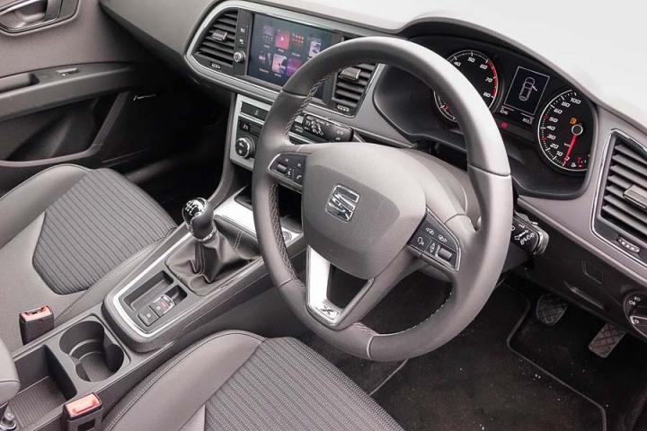 Test Seat Leon 1.4 TSI ACT Xcellence | heise Autos