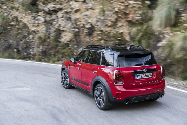 Mini John Cooper Works Countryman Reviews Complete Car