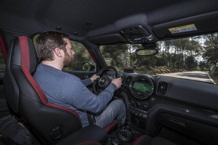 Mini John Cooper Works Countryman Reviews Complete Car