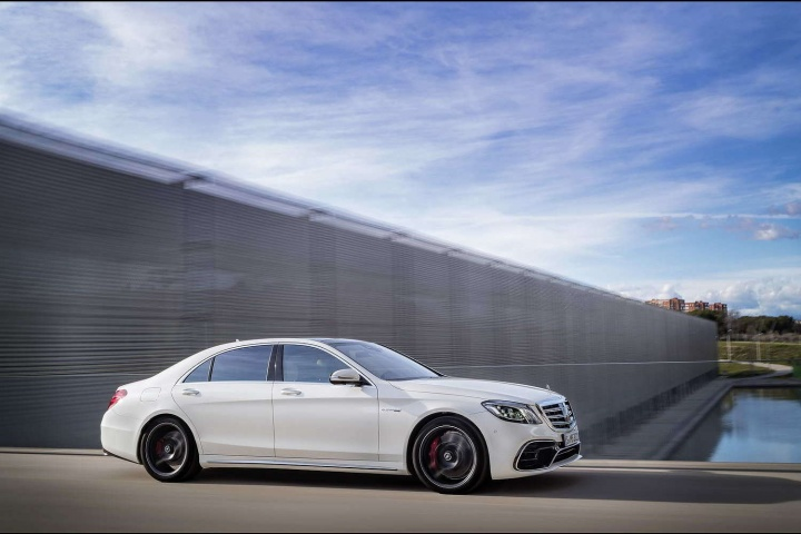 2018 Mercedes S-Class: full details, specs and pictures