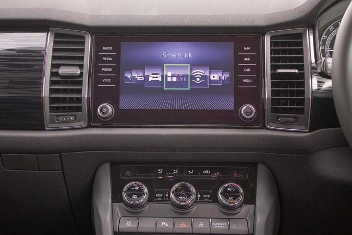Skoda Kodiaq 2 0 TDI 150 4x4   Reviews   Complete Car