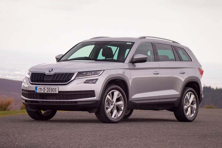 skoda kodiaq 2 0 tdi 150 4x4 reviews complete car. Black Bedroom Furniture Sets. Home Design Ideas