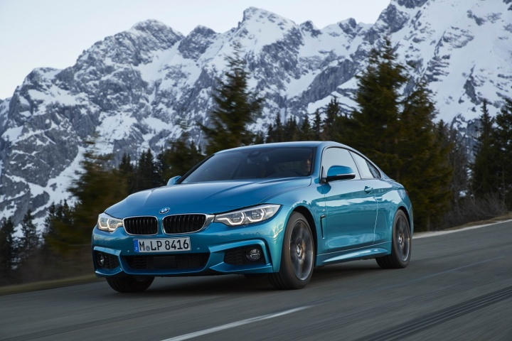 BMW 440i Coupe