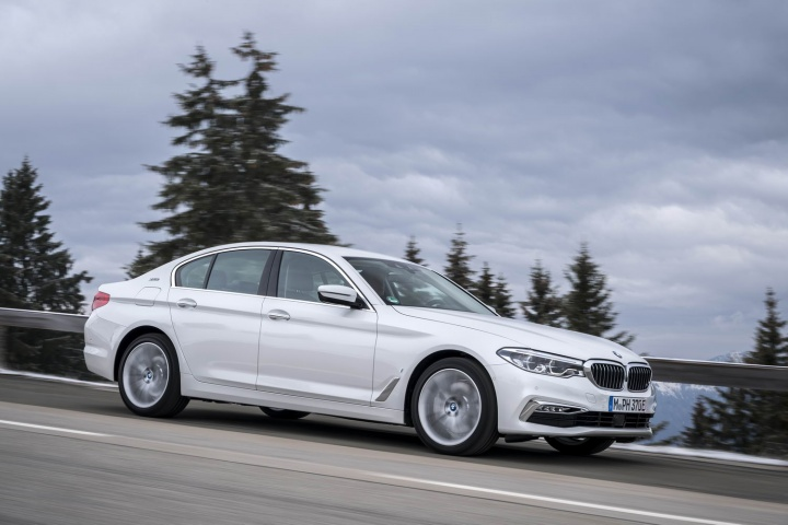 BMW 530e iPerformance hybrid