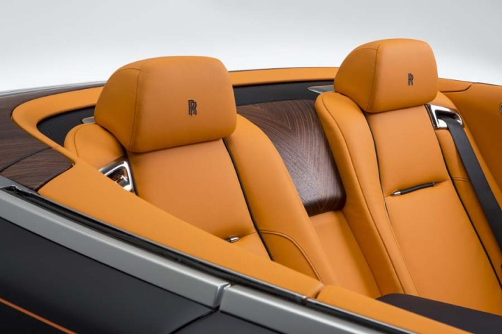 Lastest RollsRoyce Dawn  Reviews Test Drives  Complete Car