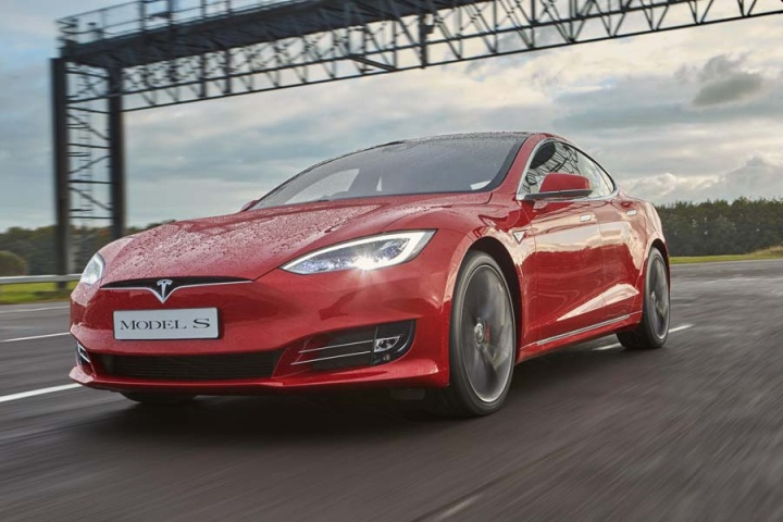 Tesla Model S P100D | Reviews | Complete Car