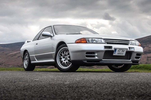Irish Icons: Nissan Skyline R32 GT-R