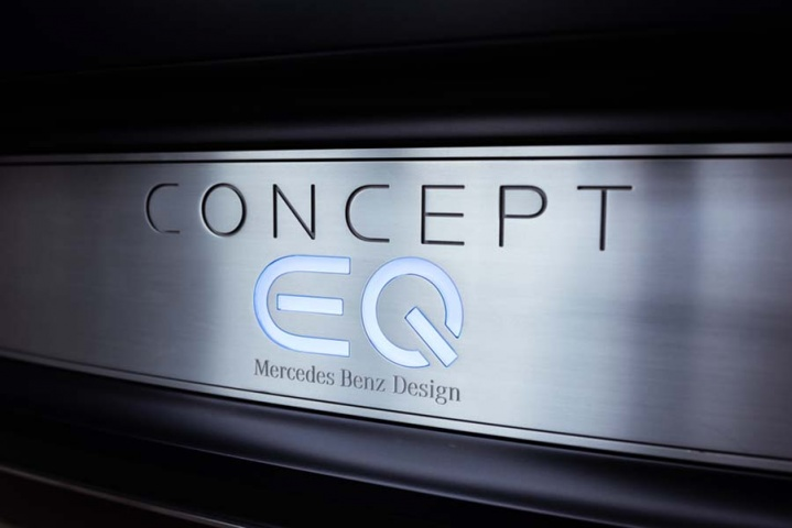 Riding shotgun in the Mercedes EQ concept - a feature by CompleteCar ...