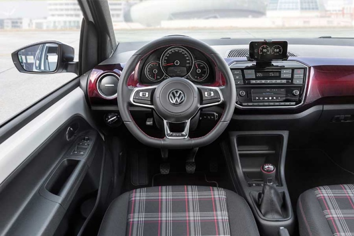 Volkswagen up! GTI is on the way