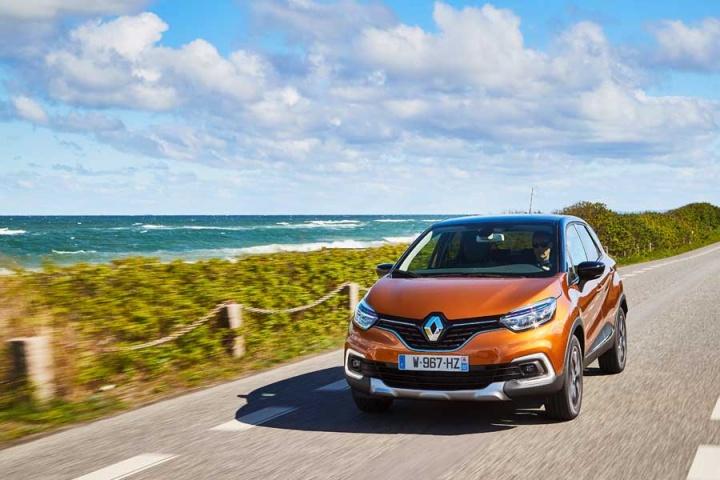 Renault Captur 1 2 TCe petrol | Reviews, Test Drives