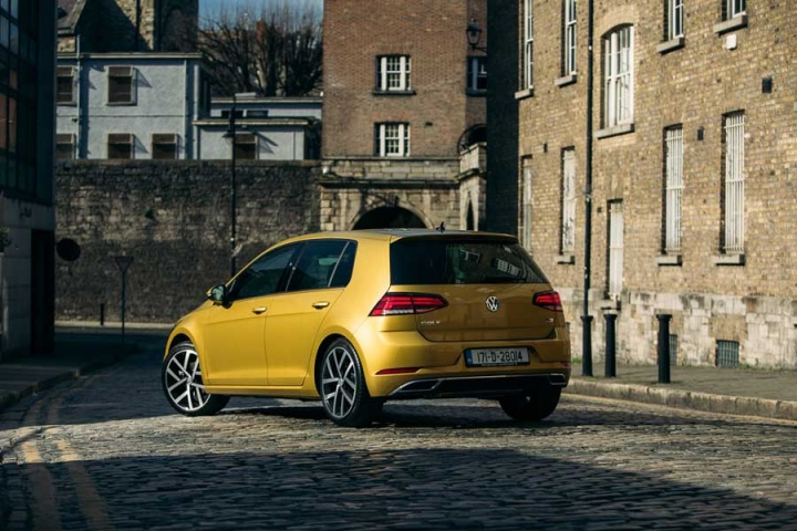 Volkswagen Golf 1.0 TSI review