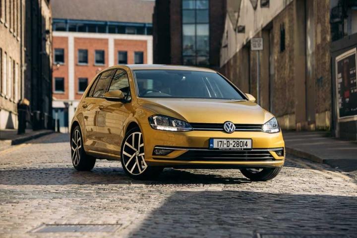 Volkswagen Golf 1.0 TSI review