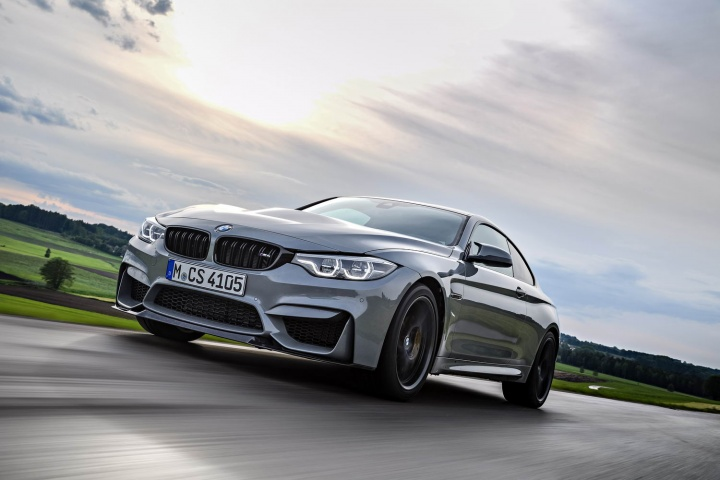BMW M4 CS Coupe