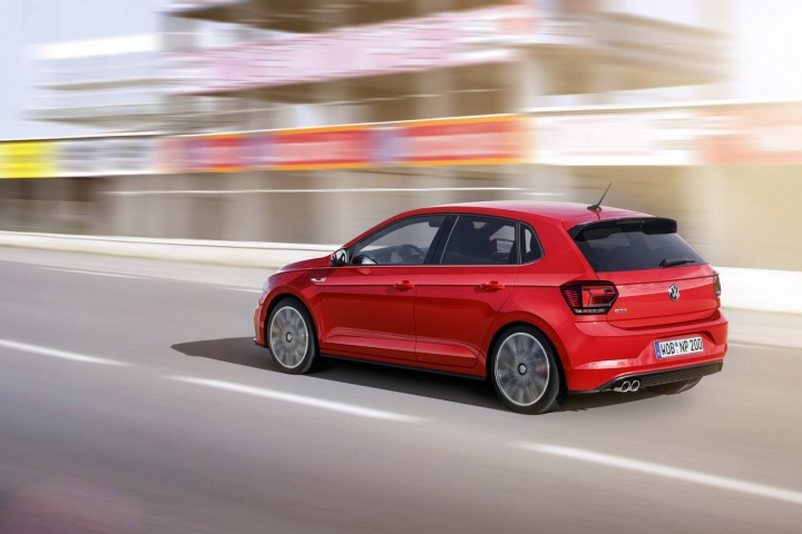 2018 Volkswagen Polo images, details and specs