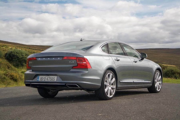 Five best executive saloons in Ireland
