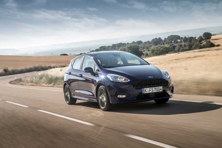 Ford Fiesta 1.0 EcoBoost ST-Line