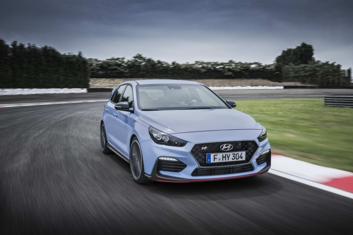 New Hyundai i30 N: full details, specs and pictures
