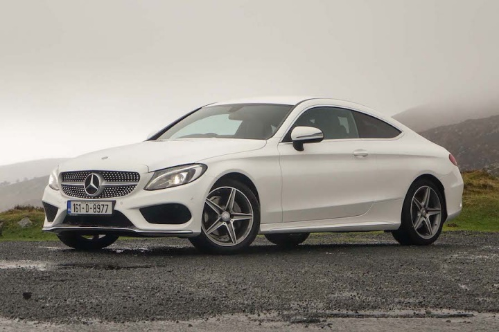 Five best coupes in Ireland