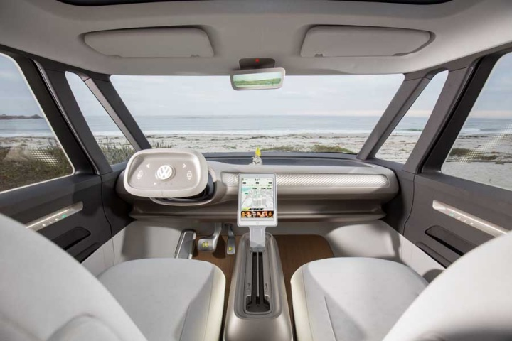 Volkswagen ID Buzz camper is on its way - car and motoring