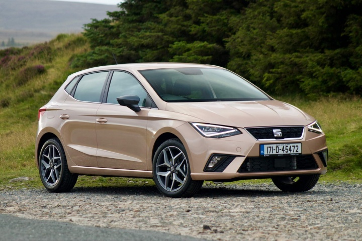 seat ibiza 1 0 xcellence reviews complete car. Black Bedroom Furniture Sets. Home Design Ideas