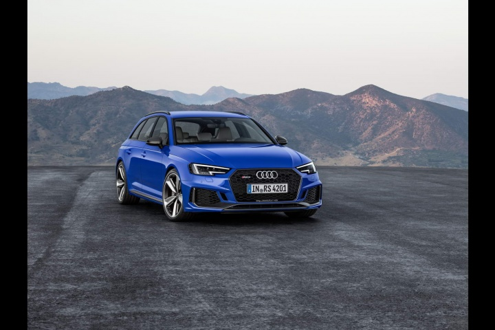2018 Audi Rs 4 Avant Image Gallery Car And Motoring News