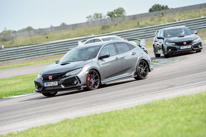 Honda Type R celebrates 25 years of high-revving