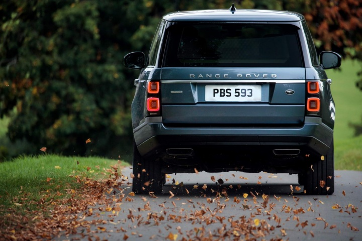 Updated Range Rover now comes as a hybrid