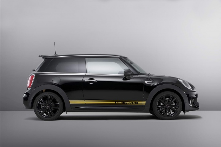 MINI reveals lovely 1499 GT special