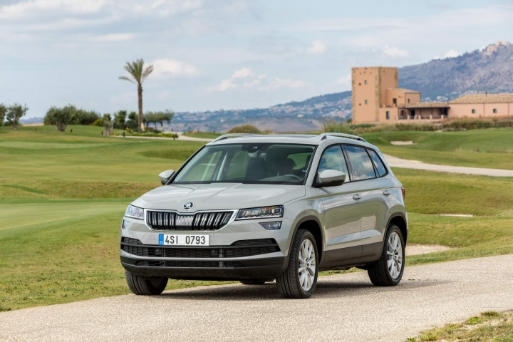 Skoda Karoq 1.5 TSI petrol | Reviews | Complete Car