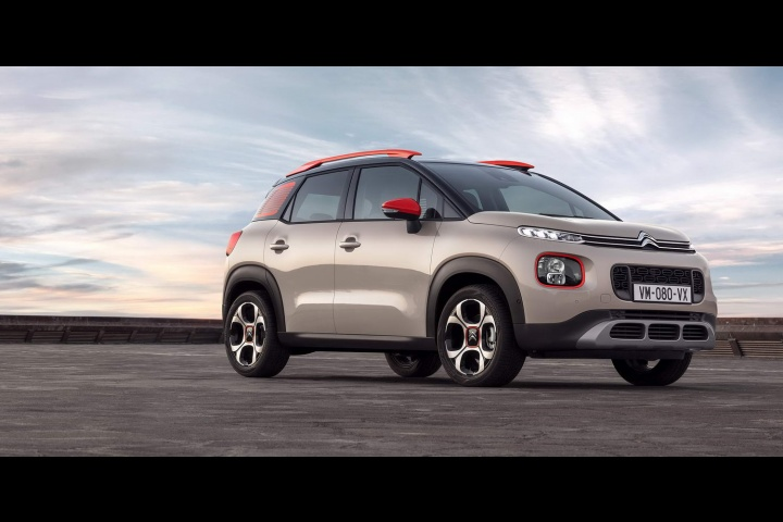 citroen c3 aircross irish price and details car and motoring news by. Black Bedroom Furniture Sets. Home Design Ideas