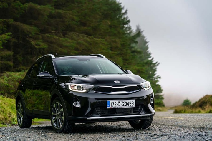new kia stonic arrives in ireland car and motoring news by. Black Bedroom Furniture Sets. Home Design Ideas