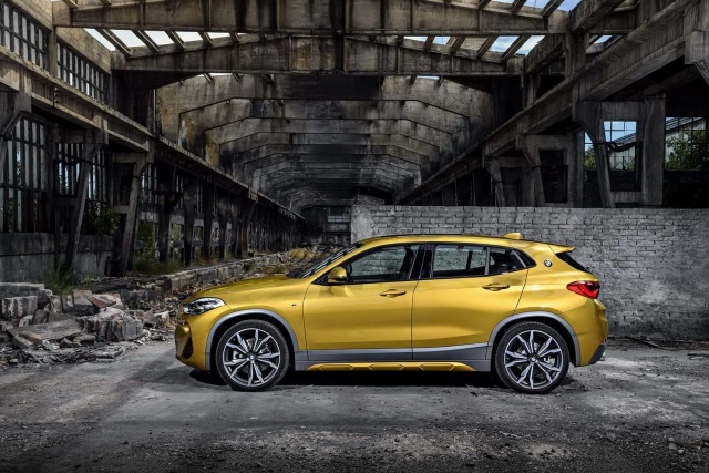 BMW X2 specs, images and details