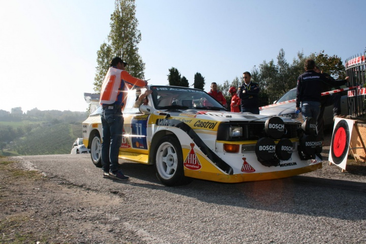 Rallylegend - a celebration of rallying history