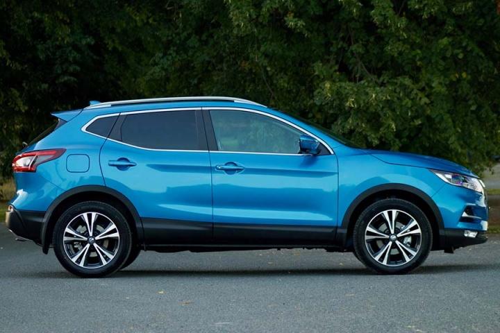 Nissan Qashqai 1.2 petrol review