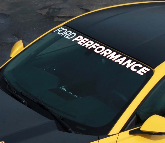 Ford Performance Parts for ST, RS and Mustang models - car