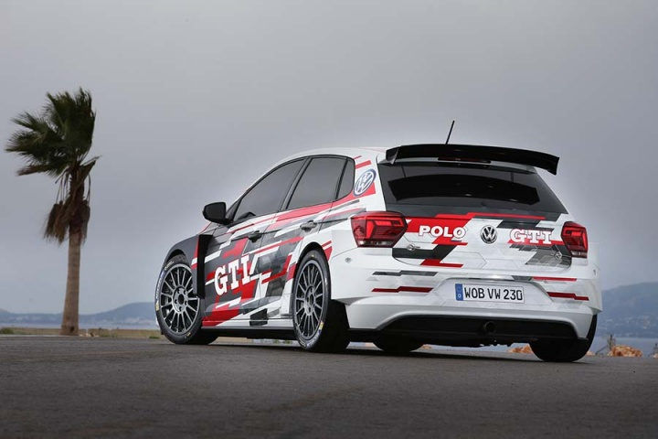 Volkswagen unveils new Polo GTI R5