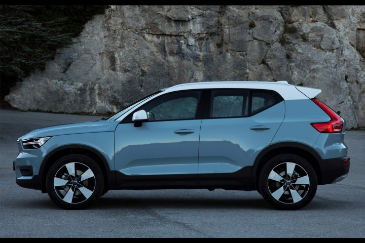 Volvo Xc40 D4 Awd Reviews Complete Car