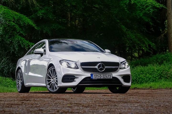 Mercedes-Benz E 220 d Coupe | Reviews | Complete Car