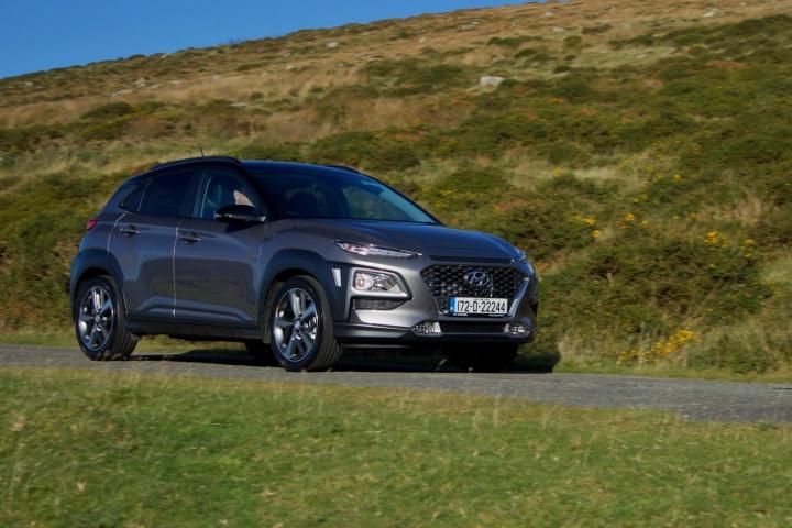 Hyundai Kona 1.6 T-GDI petrol 4x4 review