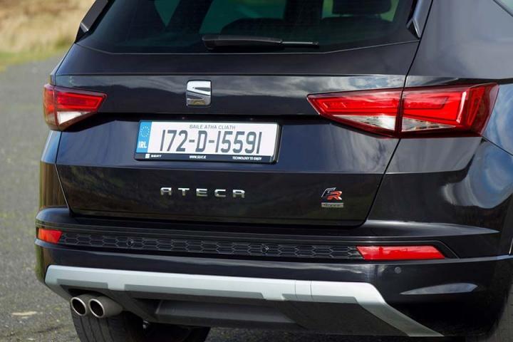 SEAT Ateca FR 2.0 TSI 4Drive review