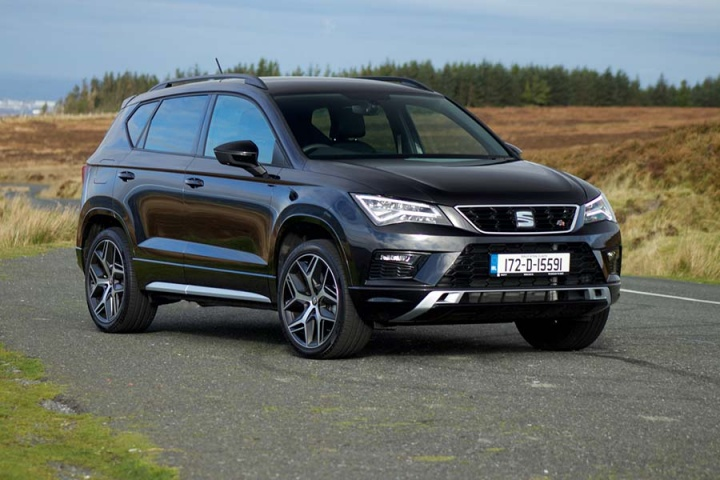 seat ateca fr 2 0 tsi 4drive reviews complete car. Black Bedroom Furniture Sets. Home Design Ideas
