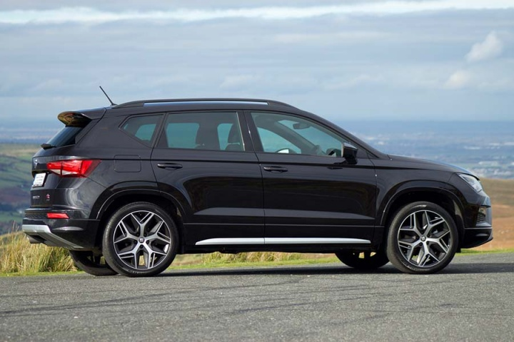 Seat Ateca Fr 2 0 Tsi 4drive Reviews Complete Car