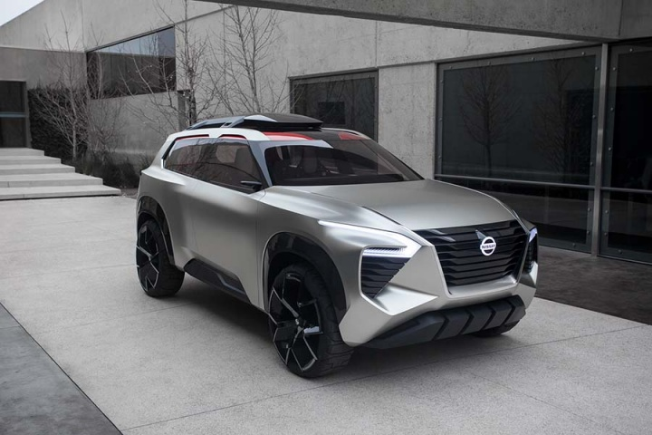 Is Nissan Xmotion signpost to next Juke?
