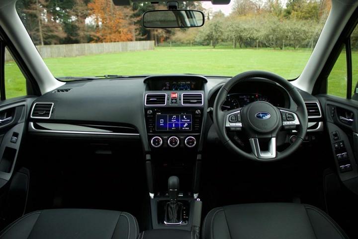 Subaru Forester 2 0 petrol | Reviews | Complete Car