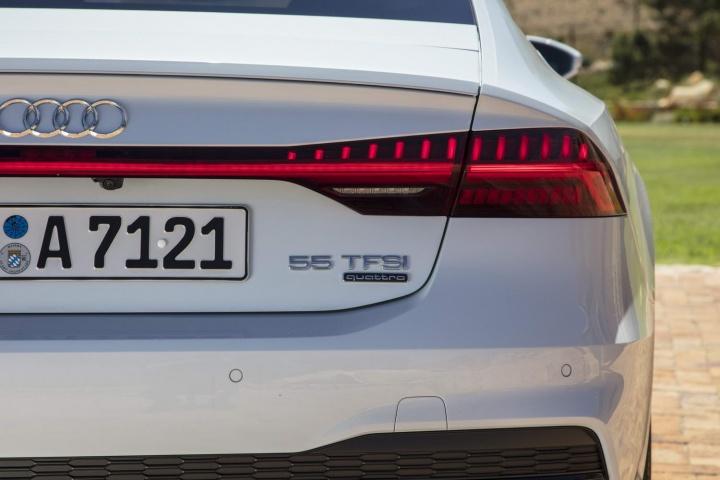 audi a7 sportback 50 tdi diesel   reviews   complete car