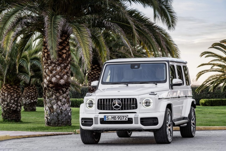 2018 Mercedes-AMG G 63: full details and pictures