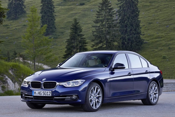 Five best compact executive cars in Ireland